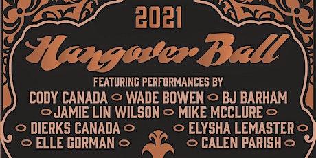 Hangover Ball 2021 tickets