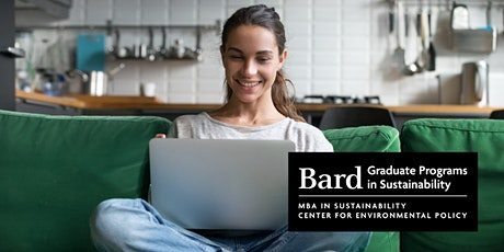 Bard Graduate Programs in Sustainability - Feb. Virtual Open House tickets