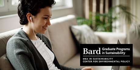 Bard Graduate Programs in Sustainability Mar. Online Information Session tickets