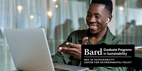 Bard Graduate Programs in Sustainability Apr. Online Information Session tickets