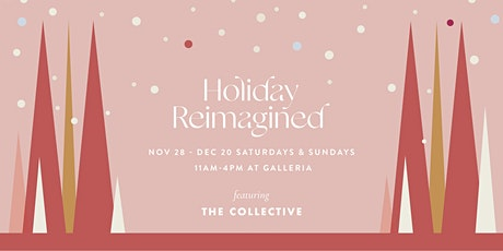 Holiday Reimagined tickets