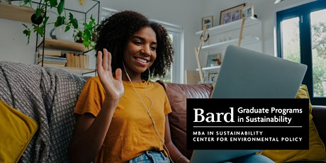 Bard Graduate Programs in Sustainability June Online Information Session tickets