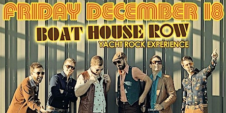 Yacht Rock Night with Boat House Row tickets