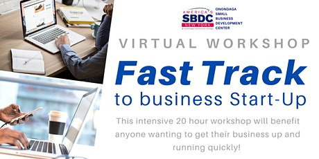 Fast Track to Business Start-Up Workshop - January 2021 tickets
