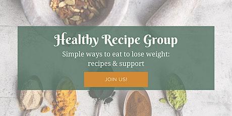 December Healthy Recipe Group tickets