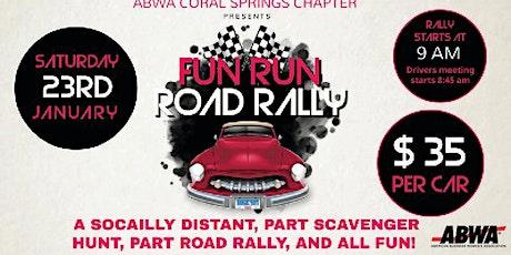 2021 Fun Run (Road Rally) tickets