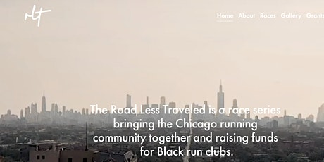 Road Less Traveled Race Series // 1/4 Marathon Relay // 13.1  Individual tickets