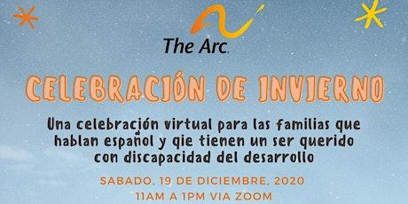 Celebración de Invierno: Una celebración virtual para las familias entradas