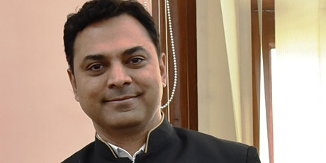 [WEBCAST]The State of US-India Relations with Dr. Krishnamurthy Subramanian tickets