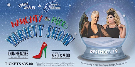Festive Variety Show tickets