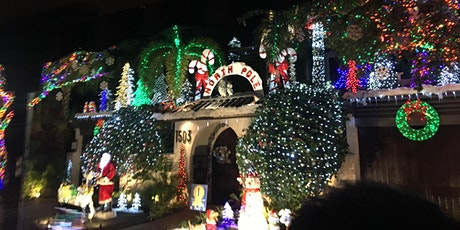 BPK Bocce Holiday Lights Conch Train Tour tickets