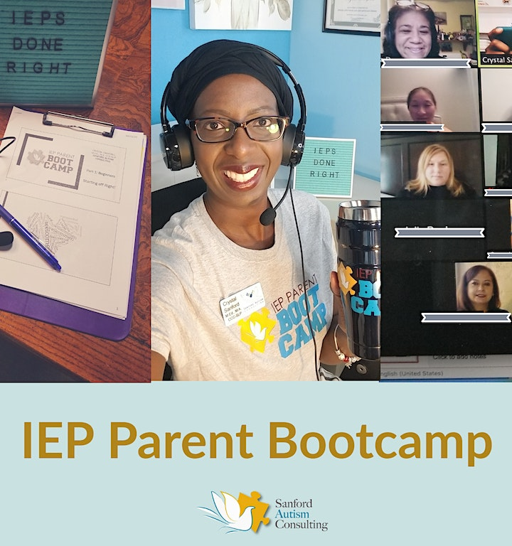 IEP Parent Bootcamp image