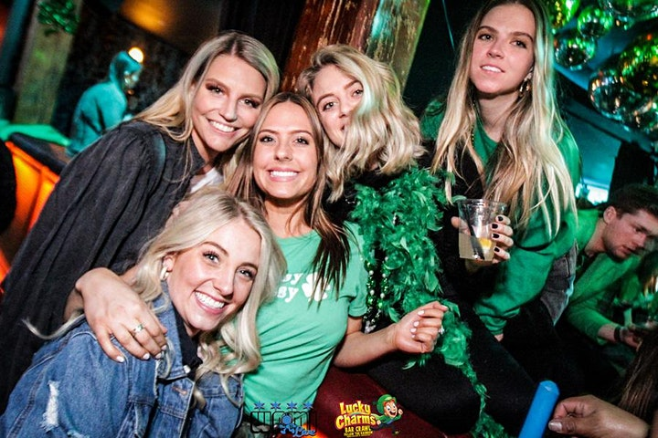 St. Patricks Day Lucky Charms Bar Crawl | Wicker Park image