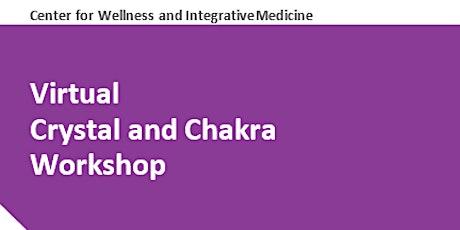 Virtual Crystal and Chakra Workshop tickets