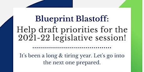 Minnesota Equity Blueprint Blastoff Tickets