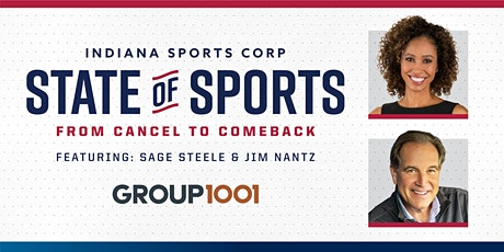 State of Sports: From Cancel to Comeback featuring Sage Steele & Jim Nantz tickets