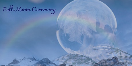 Journey to Wholeness | Full Moon Ceremony tickets