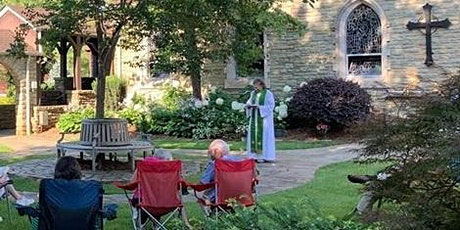 Sunday Holy Eucharist (11:00 a.m. in-person service) tickets