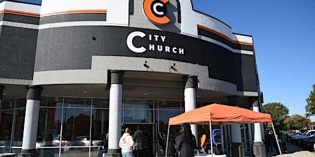 City Church Sunday Morning Service (Arboretum) tickets