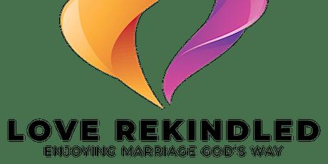 Love Rekindled 2021 tickets