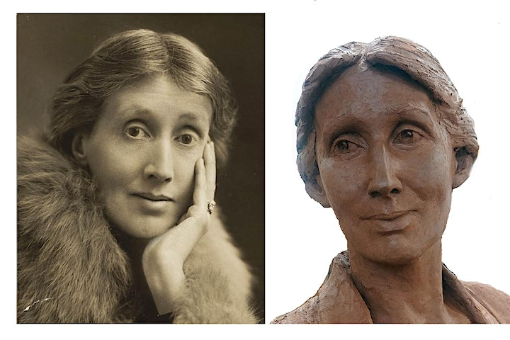 GALA FOR VIRGINIA WOOLF Statue image