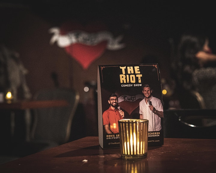 The Riot Comedy Show presents Mike MaCrae (Comedy Central, FrankTV,  CBS) image