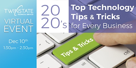 2020's Top Technology Tips & Tricks for Every Business
