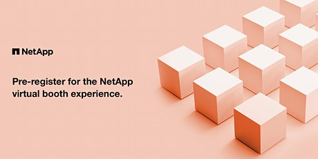 NetApp Live Networking at AWS re:Invent tickets