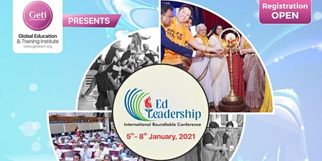 13th Ed Leadership International Round Table Conference  tickets