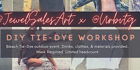 DIY Tie-Dye Workshop tickets