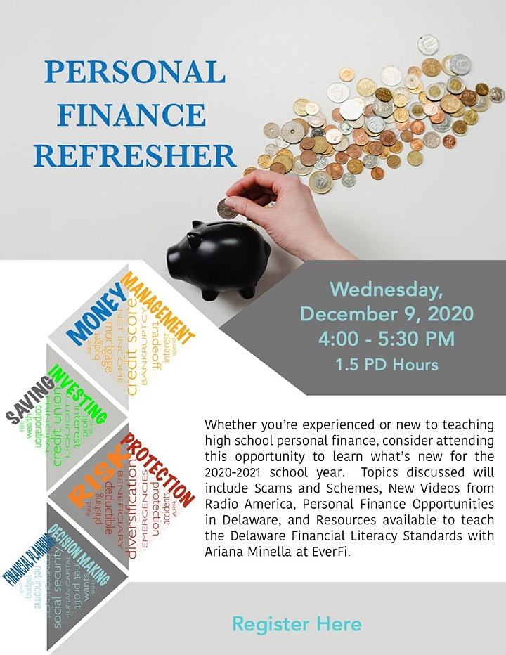 Personal Finance Refresher image