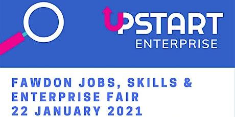 Fawdon jobs, skills and self employment fair tickets