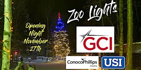 Zoo Lights 2020/2021 tickets