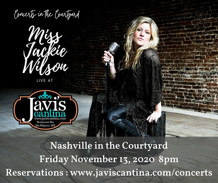 Concert in the Courtyard Jackie Wilson & Chris Hatfield Nov 13 image