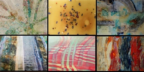 Online Encaustic & Resin Effects w/Acrylic tickets