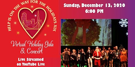 REAF Virtual Holiday 19 Gala tickets