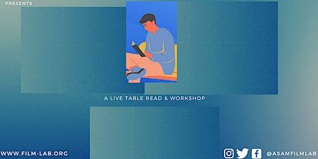 Unfinished Works Screenplay Reading & Workshop: Fast Break/One Last Sale tickets