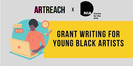 Grant Writing for Young Black Artists tickets