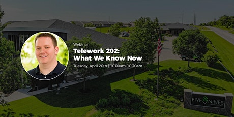 Telework 202: What We Know Now tickets