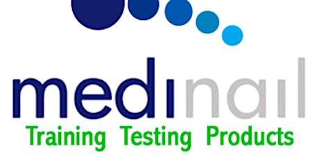 MediNail Introduces PodoExpert, OnyFix and Clean Republic HypoChlorous Acid tickets