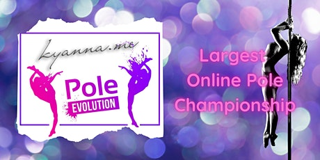 Kyanna Pole Evolution Championship tickets