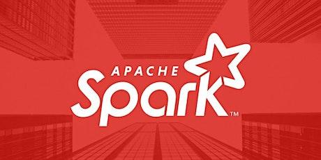 [Webinar] Big Data for Data Scientists: Apache Spark Hands-on Workshop tickets
