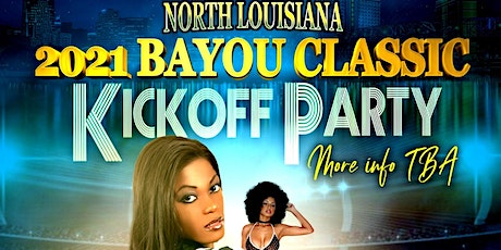 North Louisiana Bayou Classic Kickoff Party tickets