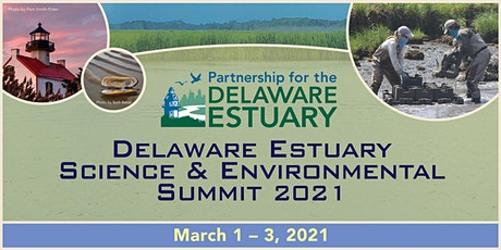 2021 Delaware Estuary Virtual Science & Environmental Summit tickets
