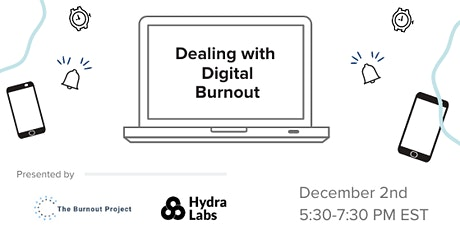 Dealing with Digital Burnout tickets