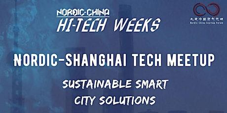 Nordic-Shanghai Tech Meetup tickets