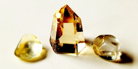 ONLINE Class: Becoming Prosperous & Vibrant with Citrine tickets