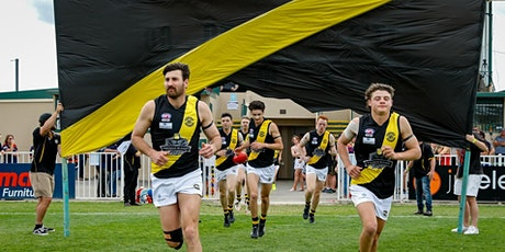Wagga Tigers 2020 Presentation tickets