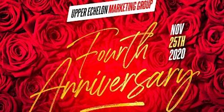 U.E. 4 Year  Anniversary Party At Dahlia tickets