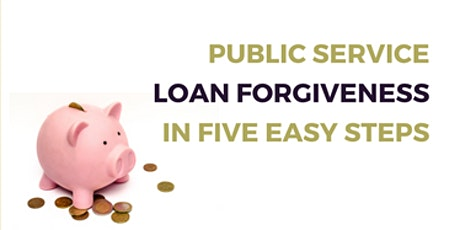 Heather Jarvis: Public Service Loan Forgiveness in Five Easy Steps (2021) tickets
